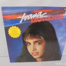 Discos de vinilo: IVANA MORANDI. LP VINILO. DISCOGRAFICA EMI ODEON. 1989.. Lote 244870745
