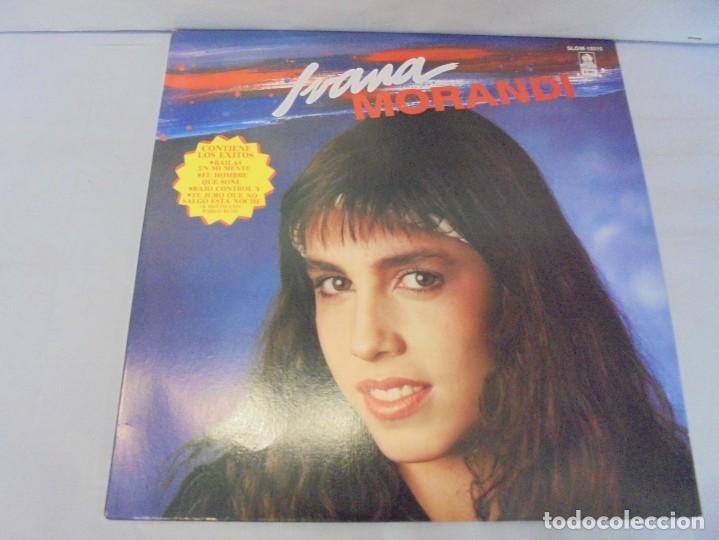 Discos de vinilo: IVANA MORANDI. LP VINILO. DISCOGRAFICA EMI ODEON. 1989. - Foto 2 - 244870745