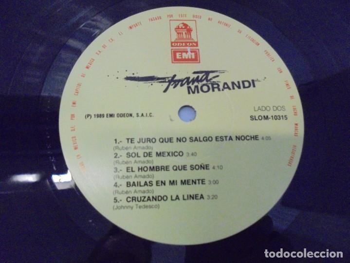 Discos de vinilo: IVANA MORANDI. LP VINILO. DISCOGRAFICA EMI ODEON. 1989. - Foto 4 - 244870745
