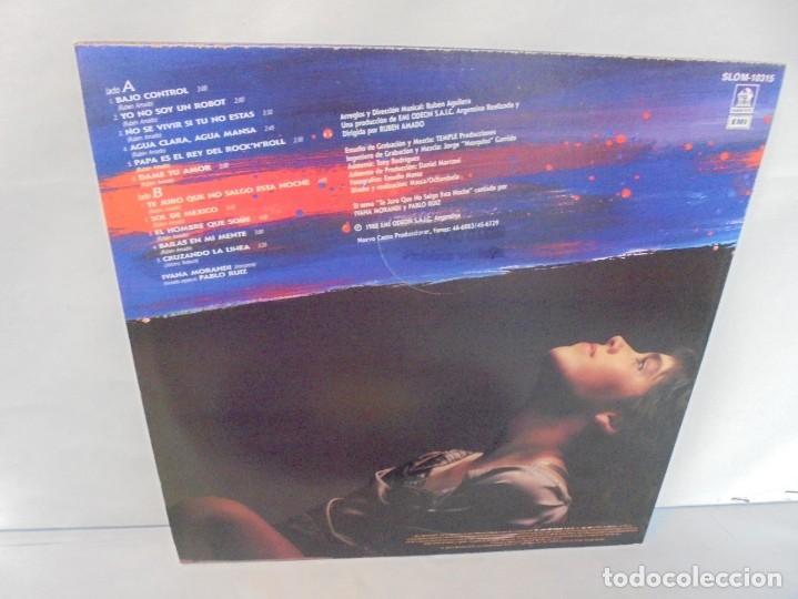 Discos de vinilo: IVANA MORANDI. LP VINILO. DISCOGRAFICA EMI ODEON. 1989. - Foto 9 - 244870745