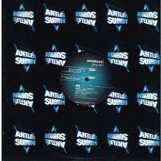 Discos de vinilo: KICKBACK - COME ON - MAXI SINGLE 2000 - ED. BÉLGICA. Lote 244877310
