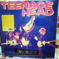 Discos de vinilo: TEENAGE HEAD–FRANTIC CITY. LP VINILO NUEVO PRECINTADO. Lote 244883495