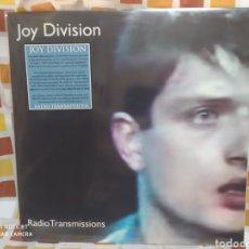 Discos de vinilo: JOY DIVISION, RADIO TRANSMISSIONS. COMPLETE BBC SESSIONS 1979. LP VINILO NUEVO. Lote 244894650