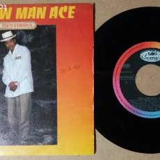 Discos de vinil: MELLOW MAN ACE / MENTIROSA / SINGLE 7 PULGADAS. Lote 244903065