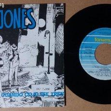 Discos de vinilo: CALLEJONES / CUANDO COJO ESE TREN / SINGLE 7 PULGADAS. Lote 244918160