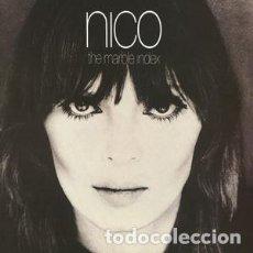 Discos de vinilo: NICO THE MARBLE INDEX LP VINILO NUEVO. Lote 244927530