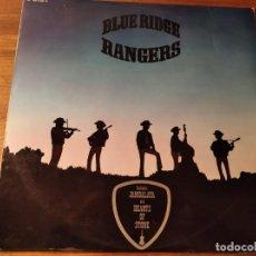 Discos de vinilo: BLUE RIDGE RANGERS - M/T *** RARO LP ESPAÑOL 1973!. Lote 244929200