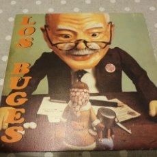 Discos de vinilo: SINGLE LOS BUGES MIERES ASTURIAS. Lote 244940320