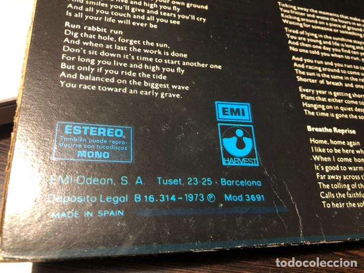 Discos de vinilo: PINK FLOYD - THE DARK SIDE OF THE MOON 1973 GATEFOLD - Foto 2 - 244946355