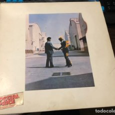 Discos de vinilo: PINK FLOYD-LP WISH YOU WERE HERE-ENCARTE - ESPAÑOL 1975. Lote 244947275