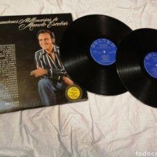 Discos de vinilo: DISCO VINILO LAS CANCIONES MILLONARIAS DE MANOLO ESCOBAR 1975. Lote 244947525