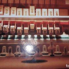 "Discos de vinilo: 4 X 12"" L.P. BOX SET - APHEX TWIN - DRUKQS - LIMITED EDITION - 2001 - WARP RECORDS. Lote 244951835"