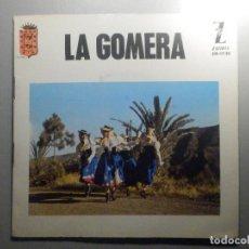 Discos de vinilo: LITA FRANQUIS & CONJUNTO TIPICO FOLIAS PARRANDERAS, SEGUIDILLAS +4 EP 1964 - ZAFIRO GOMERA CANARIAS. Lote 244952890