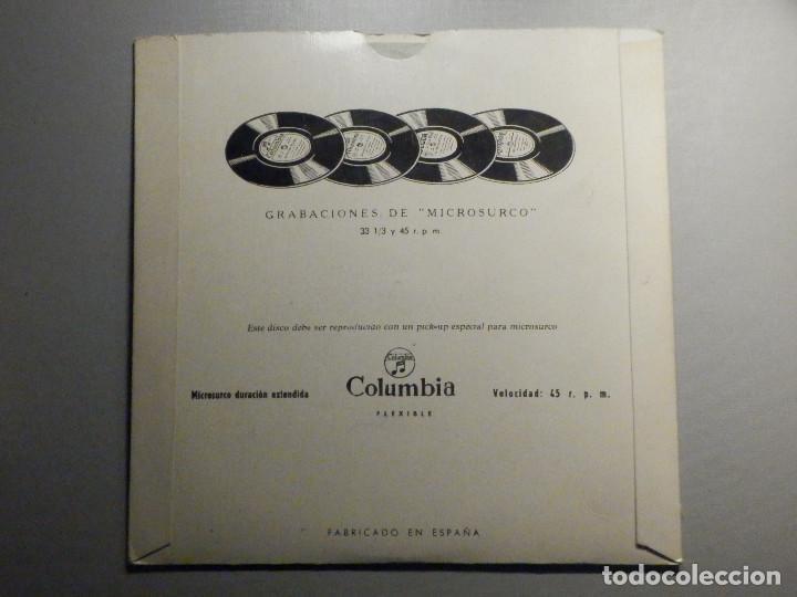 Discos de vinilo: Jesus Gracia - Acomp. Rondalla Santamaría - La Jarrica en que tu bebes + 8 - Columbia - Foto 2 - 244952975