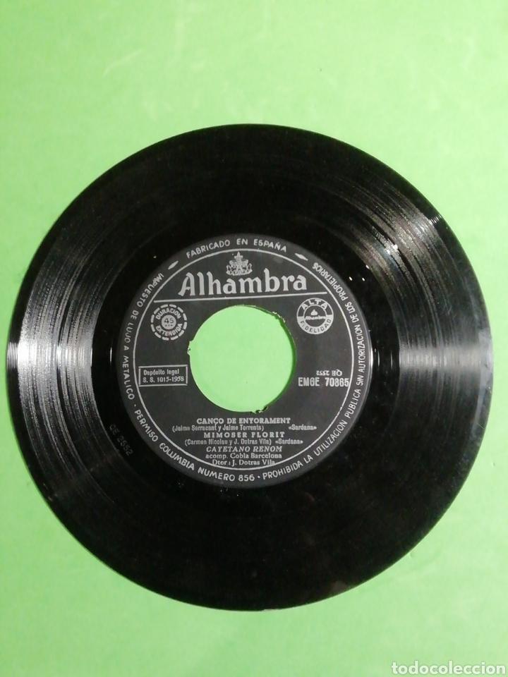 Discos de vinilo: La pepa maca. Disco microsurco duración extendida. . Velocidad 45 R. P. M - Foto 3 - 244955515