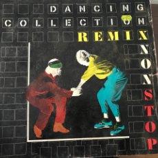 Discos de vinilo: DANCING COLLECTION REMIX LP VARIOS. Lote 244965330