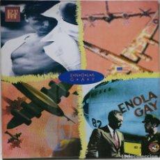 Discos de vinilo: F&F-ENOLA GAY, POWER HOUSE RECORDS PW 003. Lote 244965745