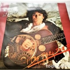 Discos de vinilo: RON WOOD – I CAN FEEL THE FIRE / LIMITED MULTI COLOURED VINYL. Lote 244969045