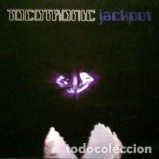Discos de vinilo: TOCOTRONIC – JACKPOT. Lote 244973990