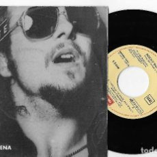 """Discos de vinilo: ROCKY BURNETTE 7"""" SPAIN 45 ESTA NOCHE NENA BABY TONIGHT 1980 SINGLE VINILO POP ROCK & ROLL EMI RECOR. Lote 244974505"""