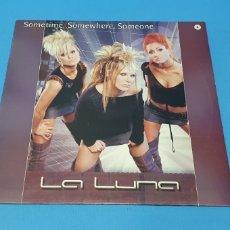 Discos de vinilo: DISCO DE VINILO - SOMETIME, SOMEWHERE, SOMEONE. Lote 244975115