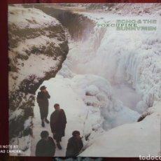 Discos de vinilo: ECHO & THE BUNNYMEN -PORCUPINE . LP VINILO PRECINTADO. Lote 244976885