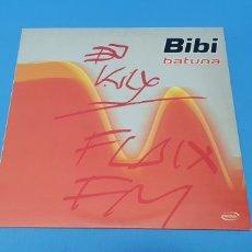 Discos de vinilo: DISCO DE VINILO - BIBI - BATUNA. Lote 244981725