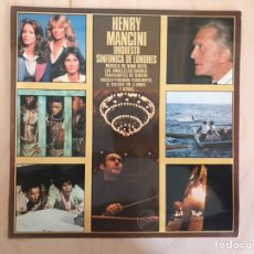 Disques de vinyle: HENRY MANCINI ORQUESTA SINFÓNICA DE LONDRES 1976. Lote 244989325