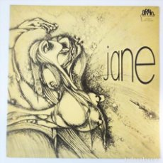 Discos de vinilo: JANE – TOGETHER / BEST RECORD FROM A EARLY COLLECTOR´S PROG ROCK BAND. Lote 244990625