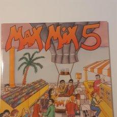 Discos de vinilo: LP DOBLE MAX MIX 5 2ª PARTE.. Lote 244994630