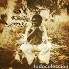 Discos de vinilo: ROCK TOWN EXPRESS - ROCK TOWN EXPRESS (1977) 2016. LP VINILO PRECINTADO. Lote 244994930