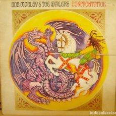Discos de vinilo: BOD MARLEY & THE WAILERS CONFRONTATION. Lote 244995340
