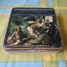 Discos de vinilo: LOTE DE 25 DISCOS PEQUEÑOS DE VINILO SINGLES Y EP'S A 45 RPM - MUY ANTIGUOS TODOS EN FOTOS. Lote 244996785