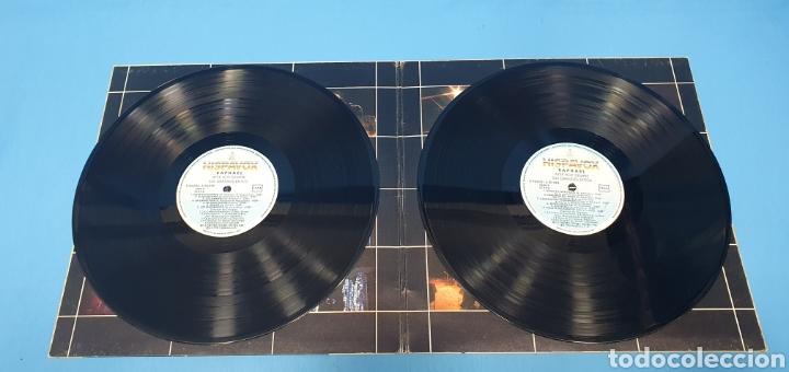 Discos de vinilo: DISCO DE VINILO - RAPHAEL - AYER HOY SIEMPRE SUS GRANDES ÉXITOS - Foto 3 - 244998080