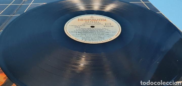 Discos de vinilo: DISCO DE VINILO - RAPHAEL - AYER HOY SIEMPRE SUS GRANDES ÉXITOS - Foto 6 - 244998080