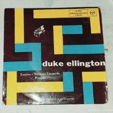 Discos de vinilo: DUKE ELLINGTON Y SU ORQUESTA: EXÓTICA + 2 (RCA 1960). Lote 244999515