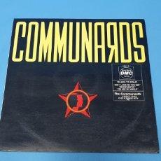 "Discos de vinilo: DISCO DE VINILO - COMMUNARDS - ""COMMUNARDS"" - 1986. Lote 245007270"