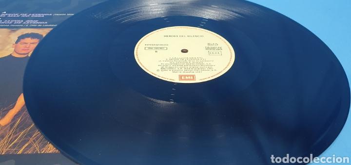 Discos de vinilo: DISCO DE VINILO - HEROES DEL SILENCIO - HEROE DE LEYENDA - 1987 - Foto 7 - 245009485