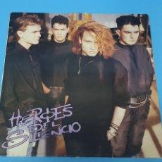 Discos de vinilo: DISCO DE VINILO - HEROES DEL SILENCIO - HEROE DE LEYENDA - 1987. Lote 245009485