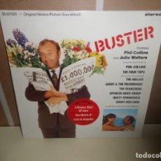 Discos de vinilo: BUSTER - B.S.O. ORIGINAL MOTION PICTURE - PHIL COLLINS - LP - DISPONGO DE MAS DISCOS DE VINILO. Lote 245010490