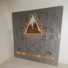 Discos de vinilo: THE ALLAN PARSONS PROJECT - LA SAGRADA FAMILIA - SINGLE - DISPONGO DE MAS DISCOS DE VINILO. Lote 245011360
