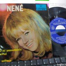Discos de vinilo: NENE EP ERES TÚ MI PENSAMIENTO + 3 1964. Lote 245014670