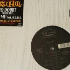 Discos de vinilo: DRU HILL - NO DOUBT (WORK IT) / ON ME - 2002. Lote 245032015