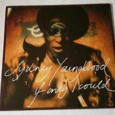 Discos de vinilo: SYDNEY YOUNGBLOOD - IF ONLY I COULD - 1989. Lote 245039165