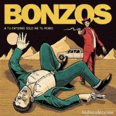 """Discos de vinilo: BONZOS A TU ENTIERRO SOLO IRÁ TU PERRO (7"""") . VINILO PUNK ROCK AND ROLL RAMONES. Lote 245039340"""