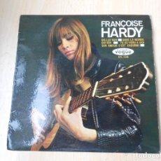 Discos de vinilo: FRANÇOISE HARDY, EP, DIS-LUI NON + 3 , AÑO 1965 MADE IN FRANCE. Lote 245050470