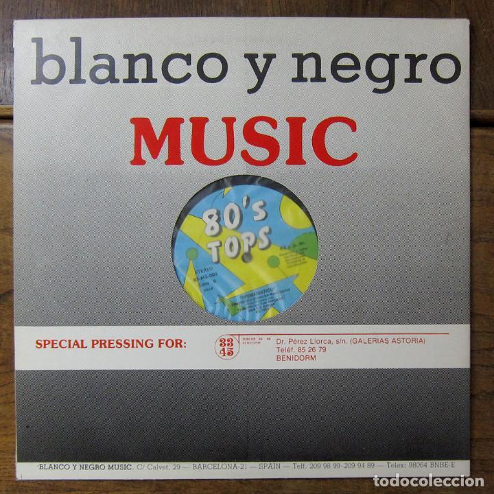 Discos de vinilo: EFEMANIÁTICO - EFEMANIÁTICO / EFEMANIÁTICO REMIX DISCOTECA - 1983 - VALENCIA, EFEMÁNIA - Foto 2 - 245063460