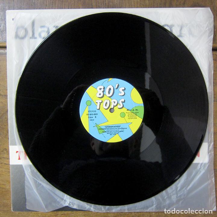Discos de vinilo: EFEMANIÁTICO - EFEMANIÁTICO / EFEMANIÁTICO REMIX DISCOTECA - 1983 - VALENCIA, EFEMÁNIA - Foto 4 - 245063460