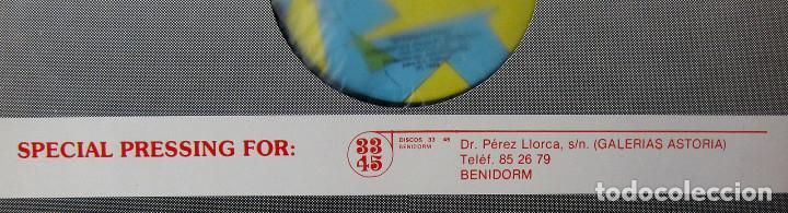 Discos de vinilo: EFEMANIÁTICO - EFEMANIÁTICO / EFEMANIÁTICO REMIX DISCOTECA - 1983 - VALENCIA, EFEMÁNIA - Foto 6 - 245063460