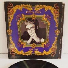 Discos de vinilo: ELTON JOHN THE ONE. Lote 245070505